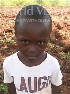 Choose a child to sponsor, like this little boy from Busitema, Emma age 4