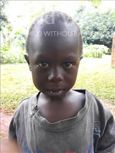 Choose a child to sponsor, like this little boy from Busitema, David age 3
