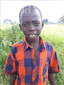 Choose a child to sponsor, like this little boy from Busitema, Peter age 5