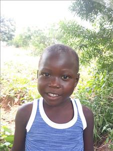 Choose a child to sponsor, like this little boy from Busitema, John age 4