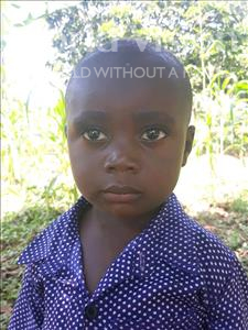 Choose a child to sponsor, like this little boy from Busitema, Derrick age 2