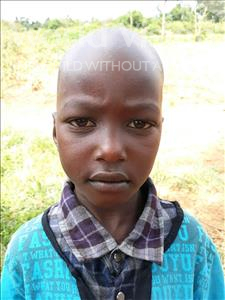 Choose a child to sponsor, like this little boy from Busitema, Merit William age 5