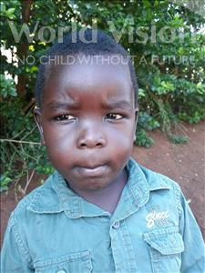 Choose a child to sponsor, like this little boy from Busitema, Nasiri age 3