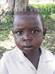 Choose a child to sponsor, like this little boy from Busitema, Joseph age 3
