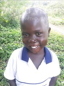 Choose a child to sponsor, like this little boy from Busitema, Joel age 5