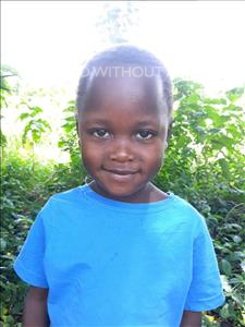 Choose a child to sponsor, like this little boy from Busitema, David age 6