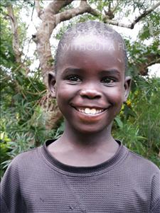 Choose a child to sponsor, like this little boy from Busitema, Abraham age 6