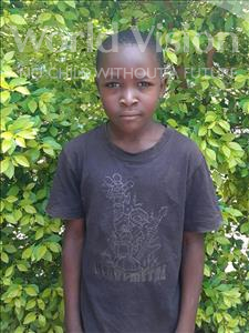 Choose a child to sponsor, like this little boy from Ntwetwe, Martin age 8