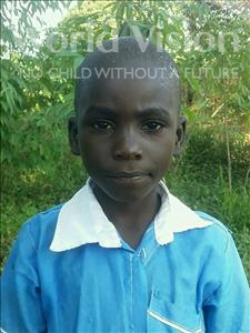 Choose a child to sponsor, like this little boy from Ntwetwe, Joseph age 7