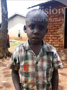 Choose a child to sponsor, like this little boy from Ntwetwe, Henry age 4