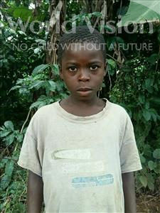 Choose a child to sponsor, like this little boy from Ntwetwe, Shalif age 7