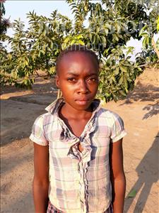 Choose a child to sponsor, like this little girl from Keembe, Rabecca age 11