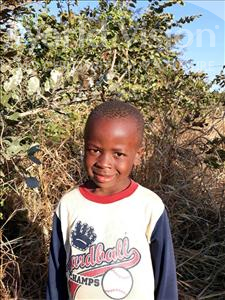 Choose a child to sponsor, like this little boy from Keembe, Mukaniso age 5