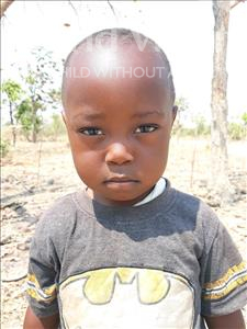 Choose a child to sponsor, like this little boy from Keembe, Mike age 2