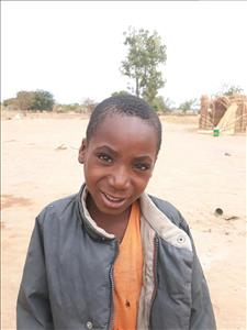 Choose a child to sponsor, like this little boy from Keembe, Killiot age 8