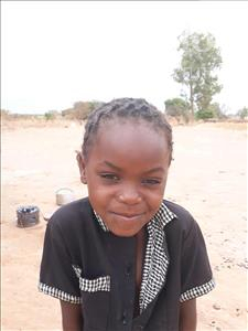 Choose a child to sponsor, like this little girl from Keembe, Martha age 5