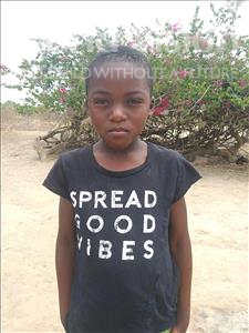 Choose a child to sponsor, like this little boy from Keembe, Kennedy age 8