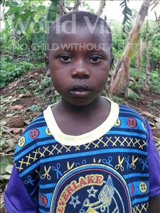 Choose a child to sponsor, like this little boy from Imperi, Patrick age 5
