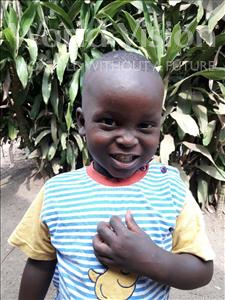 Choose a child to sponsor, like this little boy from Tegloma, Alan Roystron Hindolo age 3