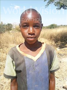 Choose a child to sponsor, like this little girl from Kilimatinde, Seslia John age 9
