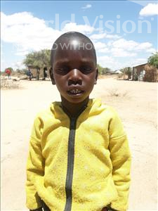 Choose a child to sponsor, like this little boy from Kilimatinde, Emmanuel Charles age 7