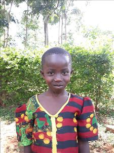 Choose a child to sponsor, like this little girl from Busitema, Rebecca age 7