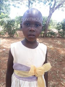 Choose a child to sponsor, like this little girl from Busitema, Sharon age 5
