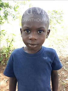 Choose a child to sponsor, like this little boy from Busitema, Enocka age 5