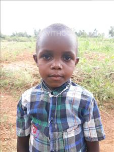 Choose a child to sponsor, like this little boy from Busitema, Wasike age 6