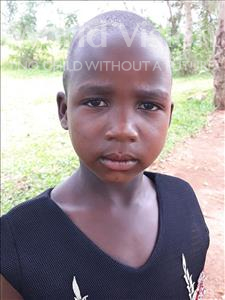 Choose a child to sponsor, like this little girl from Busitema, Janet age 6
