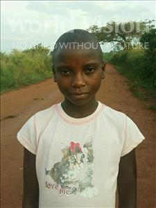 Choose a child to sponsor, like this little girl from Ntwetwe, Juliet age 11