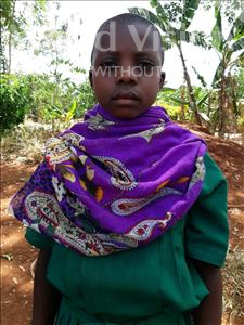Choose a child to sponsor, like this little girl from Ntwetwe, Hope age 8