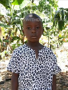 Choose a child to sponsor, like this little boy from Ntwetwe, Henry age 5