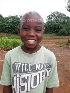 Patrick, aged 9, from Uganda, is hoping for a World Vision sponsor
