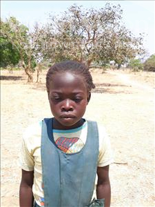 Choose a child to sponsor, like this little girl from Keembe, Liness age 12