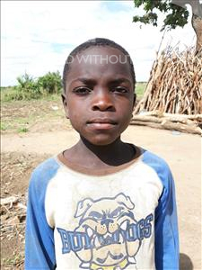 Choose a child to sponsor, like this little boy from Keembe, Wistone age 9
