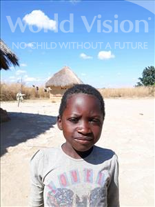 Choose a child to sponsor, like this little boy from Keembe, Humphrey age 6