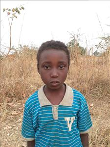 Choose a child to sponsor, like this little girl from Keembe, Memory age 7