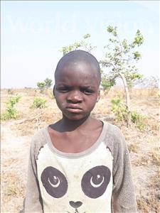 Choose a child to sponsor, like this little boy from Keembe, Davis age 6