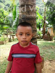 Choose a child to sponsor, like this little boy from Maya, Anderson Aldubi age 7