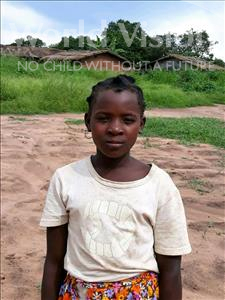 Choose a child to sponsor, like this little girl from Kazuzo, Lusia Eugenio age 11
