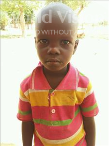 Choose a child to sponsor, like this little boy from Sirba, Daouda age 4
