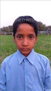 Nasrul, aged 11, from Nepal, is hoping for a World Vision sponsor