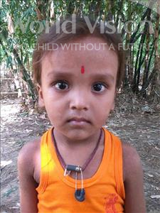 Choose a child to sponsor, like this little boy from Sarlahi, Aadit age 5