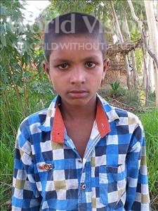 Choose a child to sponsor, like this little boy from Sarlahi, Manish Kumar age 10