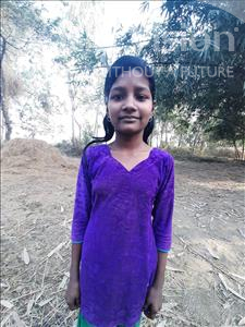 Choose a child to sponsor, like this little girl from Sarlahi, Ujala age 10