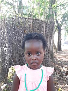 Choose a child to sponsor, like this little girl from Imperi, Mariama age 4