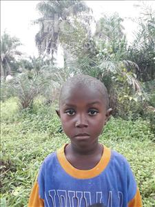 Choose a child to sponsor, like this little boy from Tegloma, Mohamed age 8