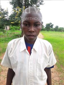 Choose a child to sponsor, like this little boy from Kilimatinde, Shabani Abdallah age 13