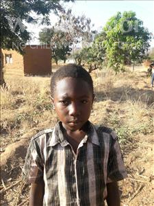 Mwaja Hassani, aged 9, from Tanzania, is hoping for a World Vision sponsor